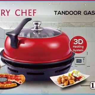 Tandoor Gas Oven Indoor  For Tasty Indian Foods