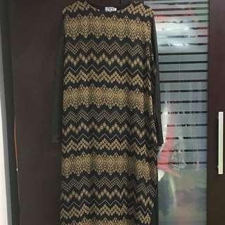Aumonette design Muslim dress (incl.inner)