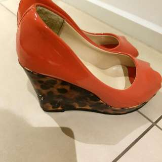 Wedges In Great Condition