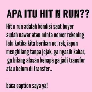 Apa itu Hit N Run
