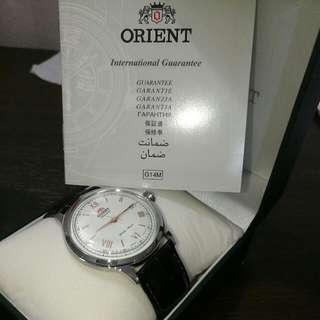 Orient Watch Bambino