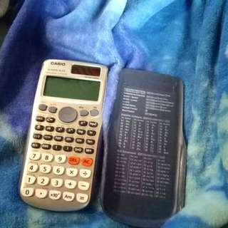 Scientific Calculator FX-911Es Plus