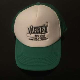 Varnish Cap