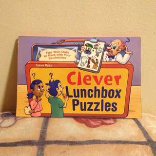 Clever Lunchbox Puzzles