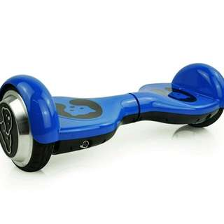 HOVERTRAX 5.5 Mini Self Balancing Electric Scooter (BLUE)