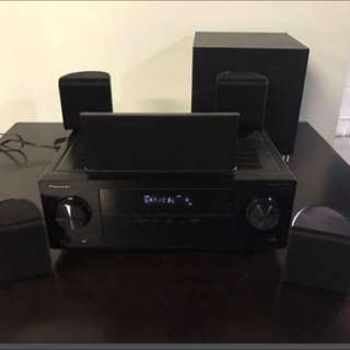PIONEER HTP-074 5.1CH HOME THEATRE SYSTEM