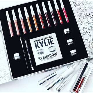 Kylie Holiday Gift Box