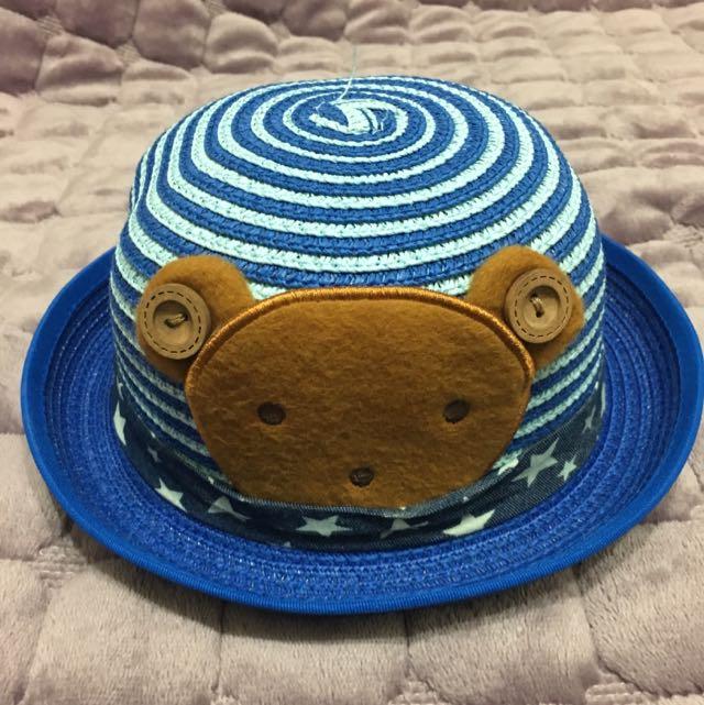 韓-熊熊立體帽