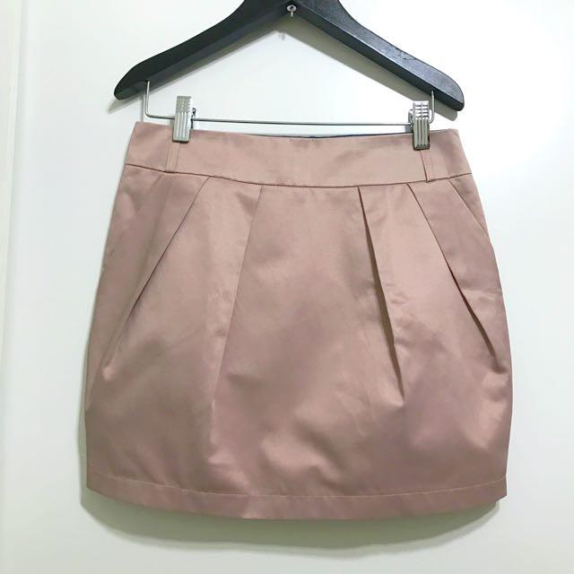 🇰🇷 正韓 粉色短裙 💖