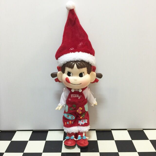 👉(出售)日本🇯🇵帶回不二家聖誕節牛奶妹 👧 👈