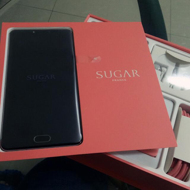 法國 Sugar Y7 Max 手機