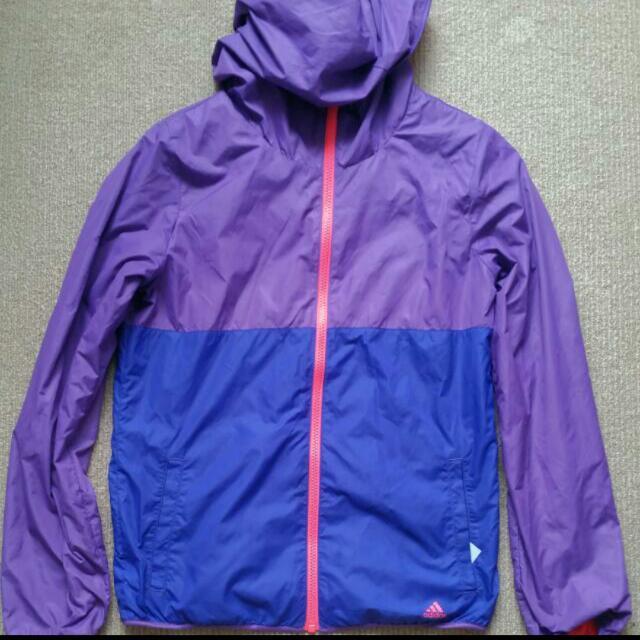 Adidas Jacket - Sz 6