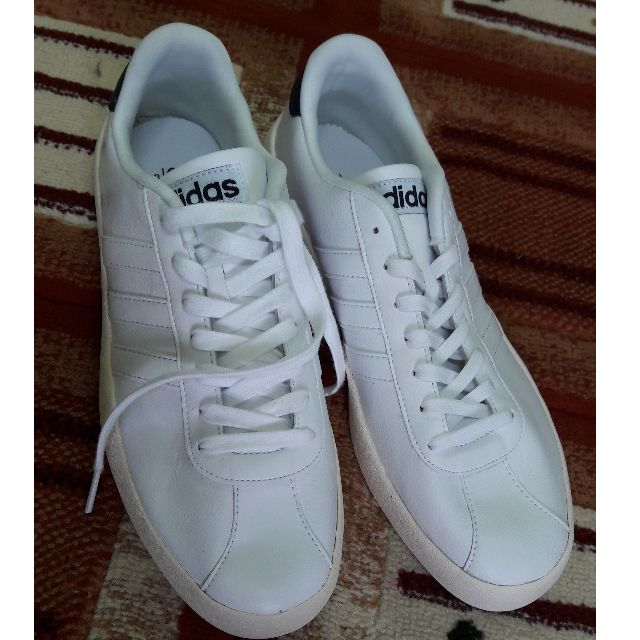 Adidas Neo Courth VL Leather Putih
