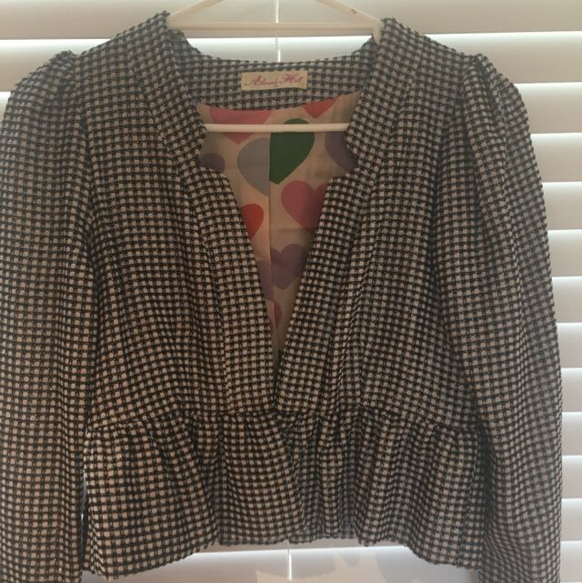 Alannah Hill Jacket Size 10