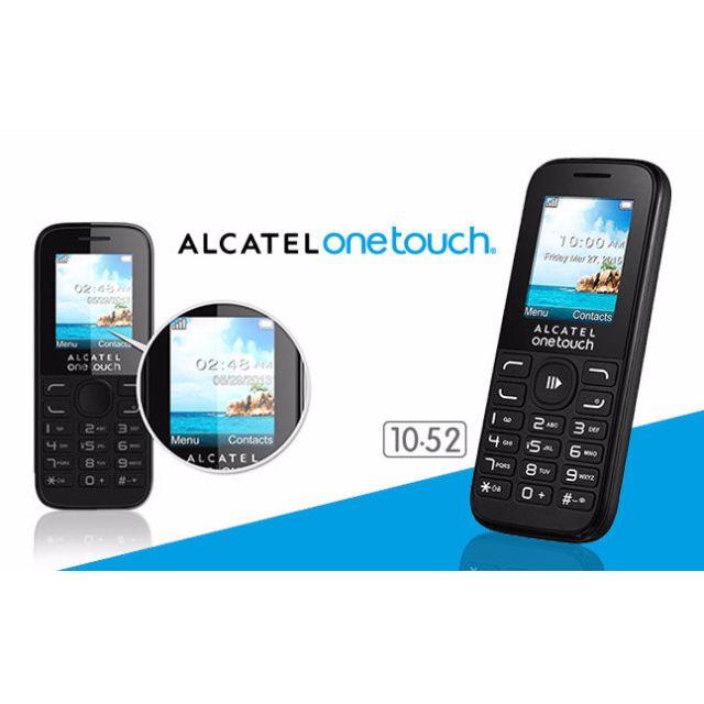 46993f93dd71a Alcatel One Touch 1052D Keypad Phone