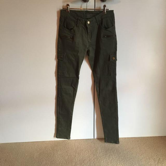 Ally Fashion Cargo Pants