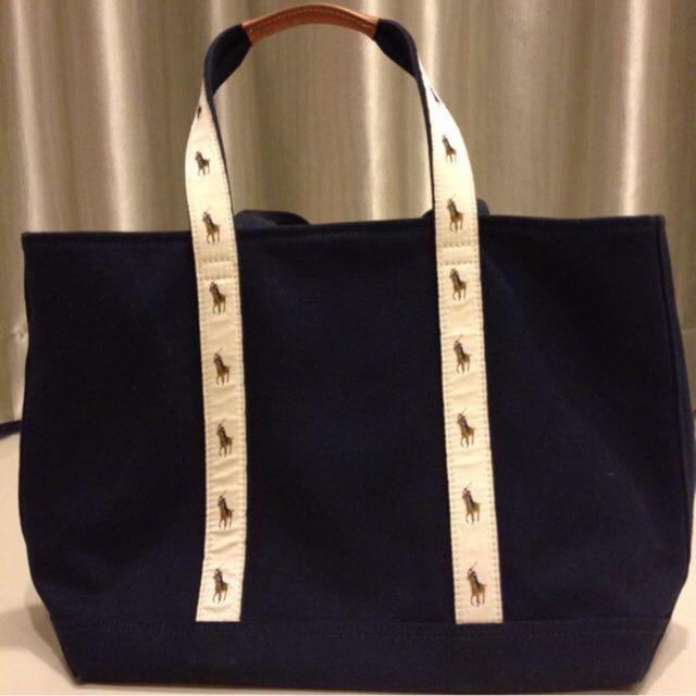 e311d445b55c Authentic Polo Ralph Lauren Tote Bag