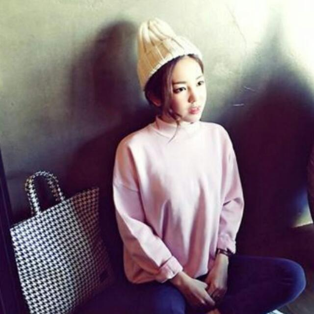 Autumn Fashion Style Pullover (Pink)