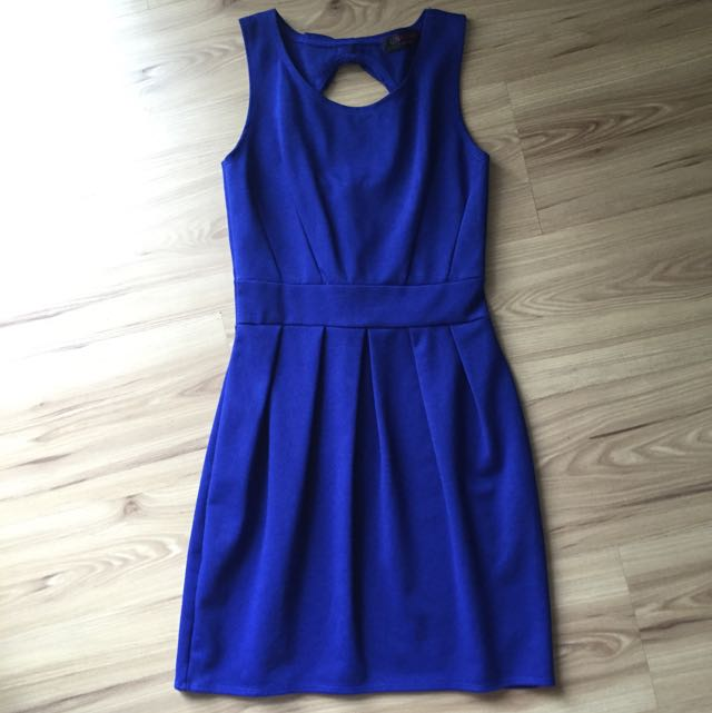 Harga Murah! Blue Dress