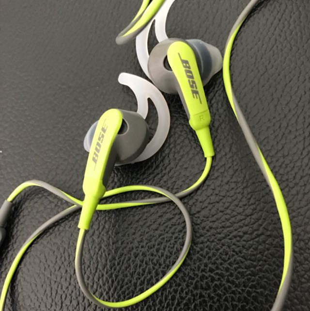 Bose Soundsports Green Volt
