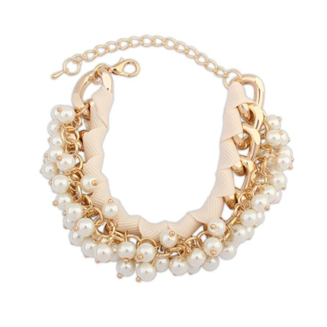 brand new pearl fashion bracelet