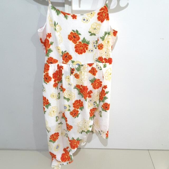 Carla Long Summer Dress