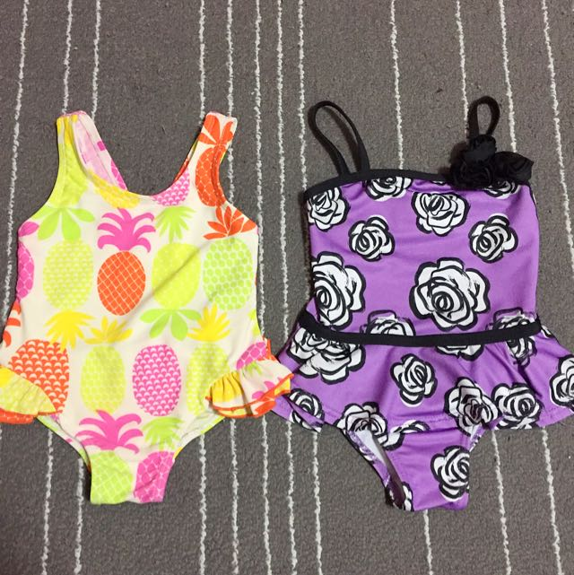 4ae84c09b15ee Carters Swimwear 12-18 Months And Penelope Mack 18- 24 Months ...