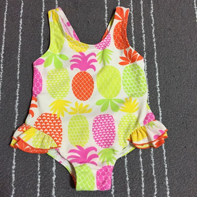 b509958d1f2b0 Carters Swimwear 12-18 Months And Penelope Mack 18- 24 Months, Babies &  Kids, Babies Apparel on Carousell