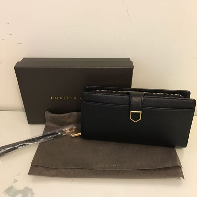 Charles & Keith Women's Wallet