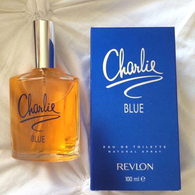 Charlie Blue Perfume