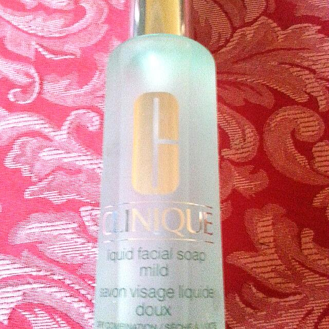 Clinique Face Wash (Used Once Or Twice)