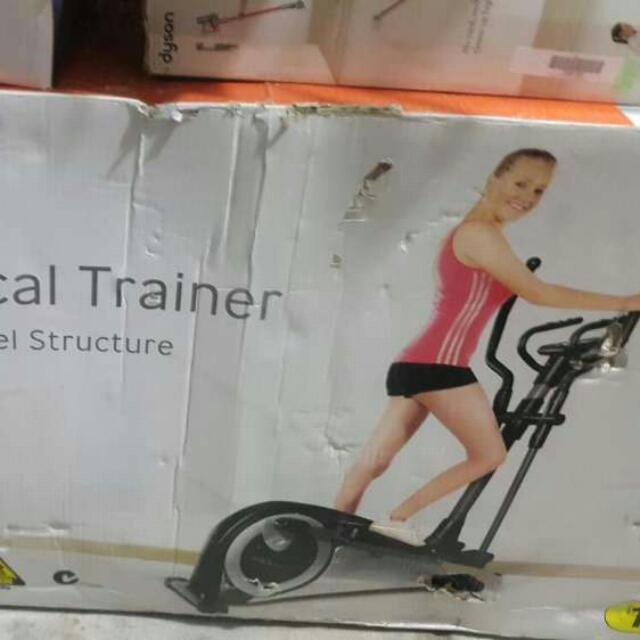 Crane elliptical Trainer
