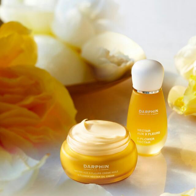 頂級巴黎護膚芳療品牌DARPHIN 百妍極緻舒芙蕾芳香精露8-Flower Nectar Oil Cream 30ml