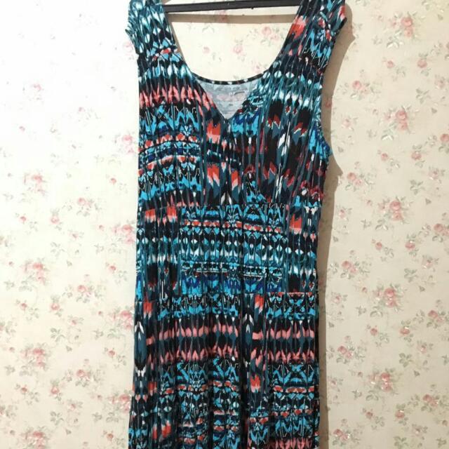 Dress Bigsize XXXL