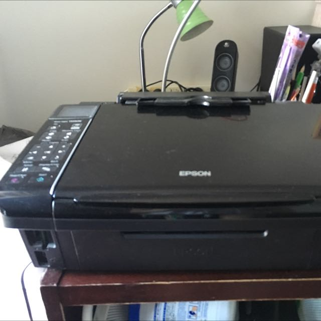 Epson Stylus TX500W Printer
