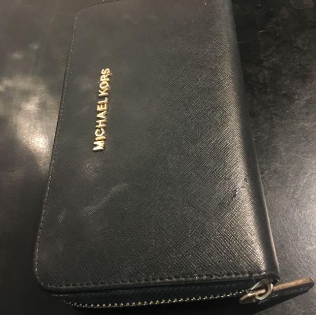 FAKE MK wallet