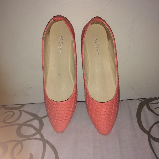 Flatshoes Pink