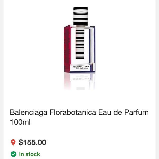 Florabotanica Balenciaga 100mls