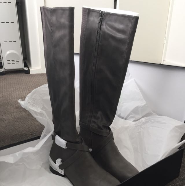 Forever New Riding Boots Sz 37