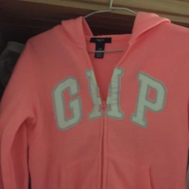 (含運)Gap亮粉外套