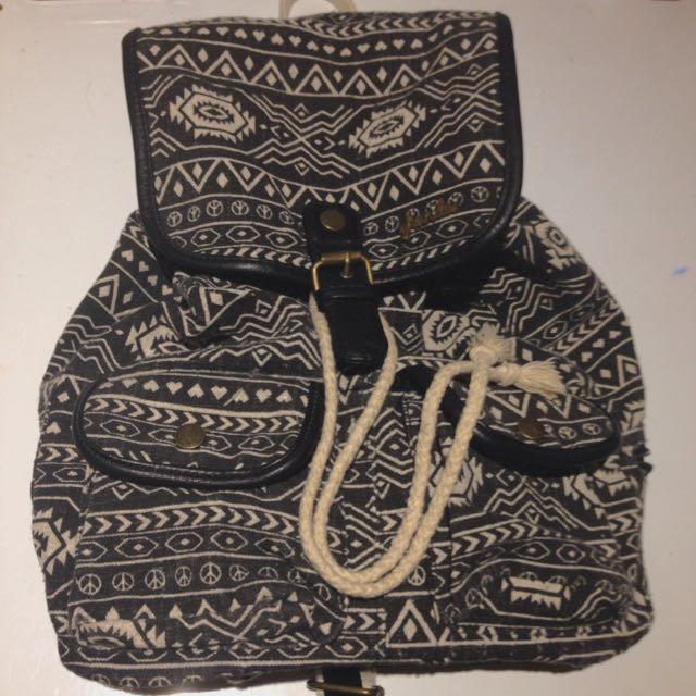 Ghanda Aztec Backpack