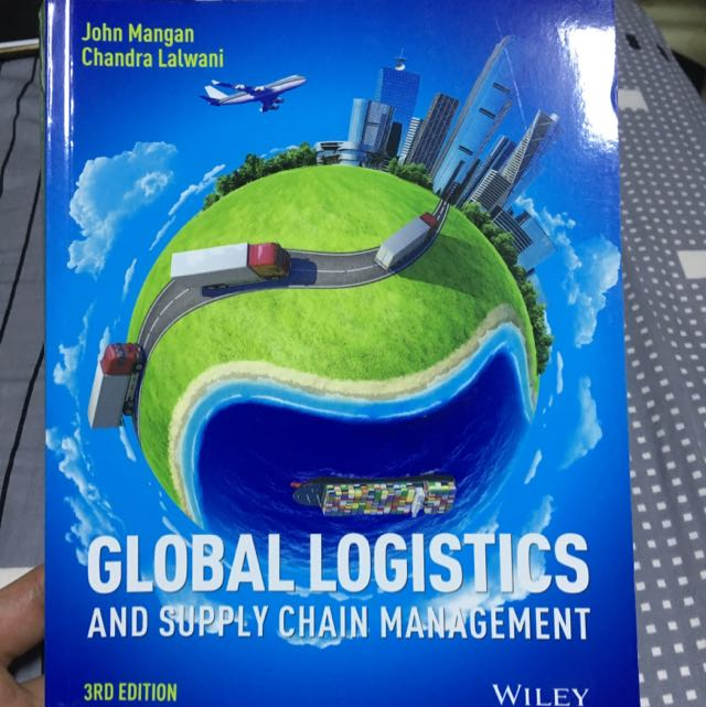 Global Logistics And Supply Chain Management, Books