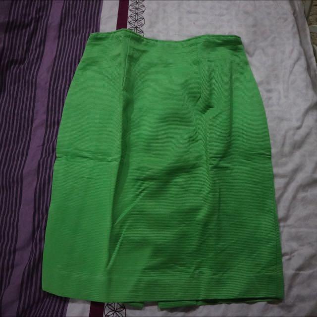 Greeny Skirt