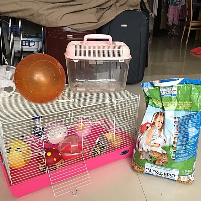 Hamster Items