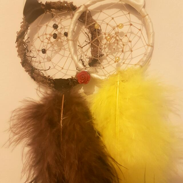 Hand-Made Dreamcatcher
