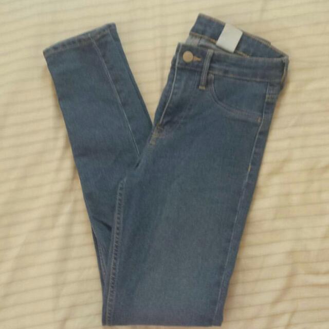 H&M midwaist pants 💖