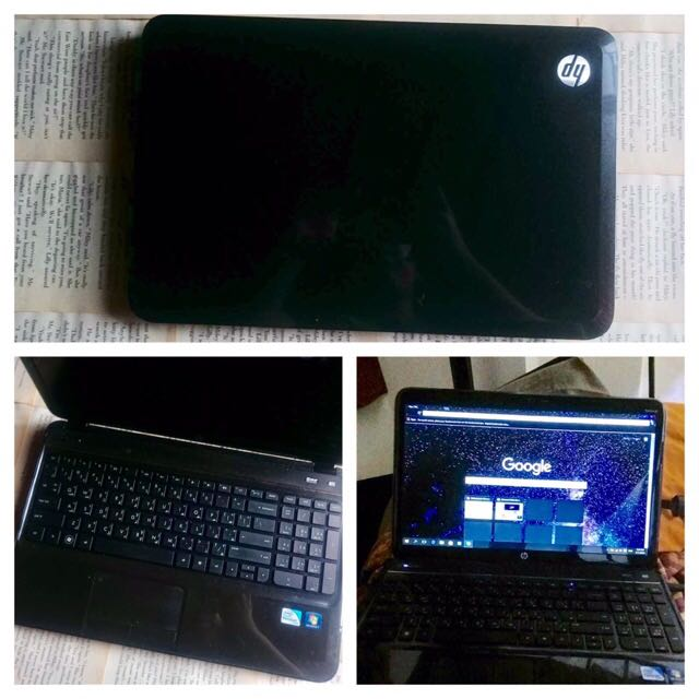 HP Pavilion g6 Notebook PC