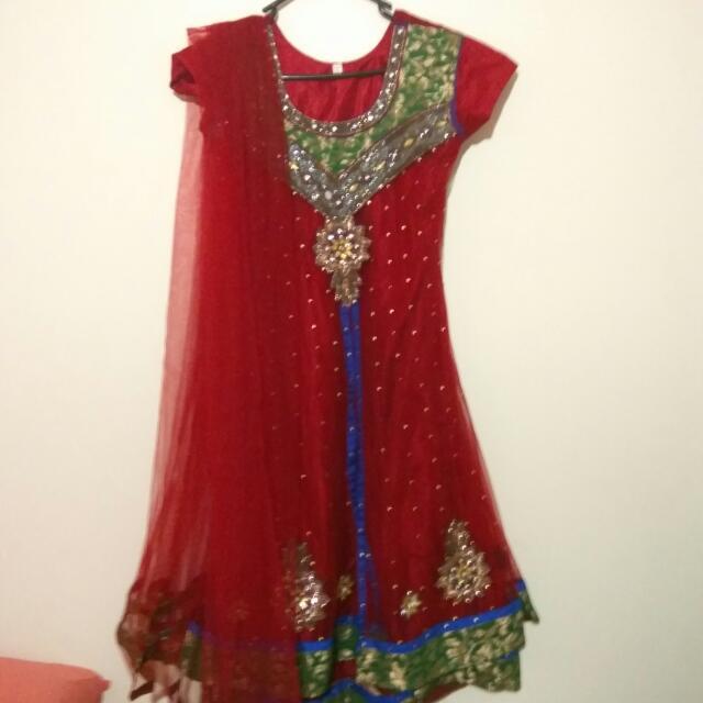 Indian clothing : Salwar