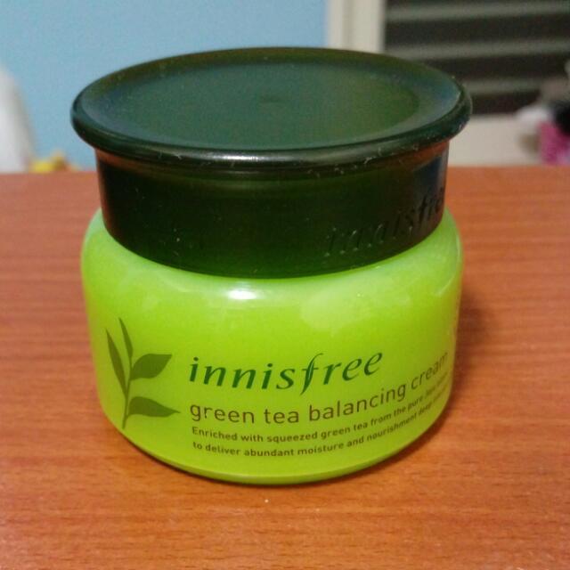 Innisfree 綠茶平衡乳