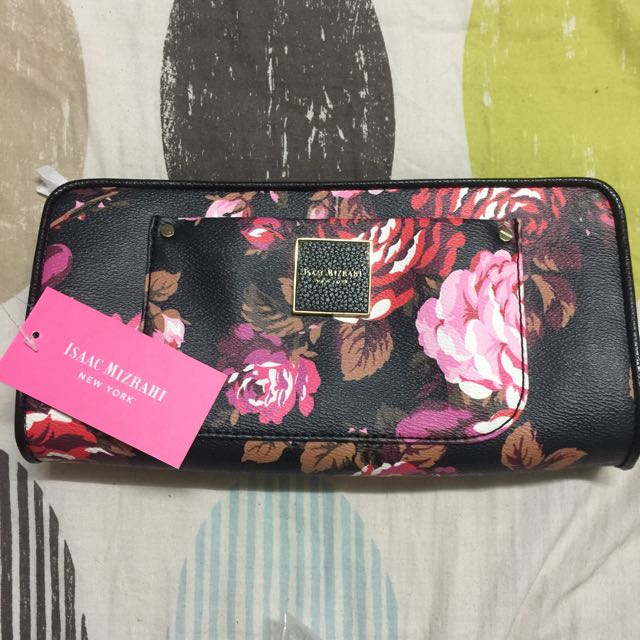 Isaac Mizhari Clutch Bag